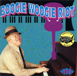 Boogie Woogie Riot (photo: Piano Red)