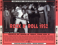 Roots of Rock N' Roll, Vol. 8