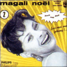 Magali Noel: Rock and Roll (SP)